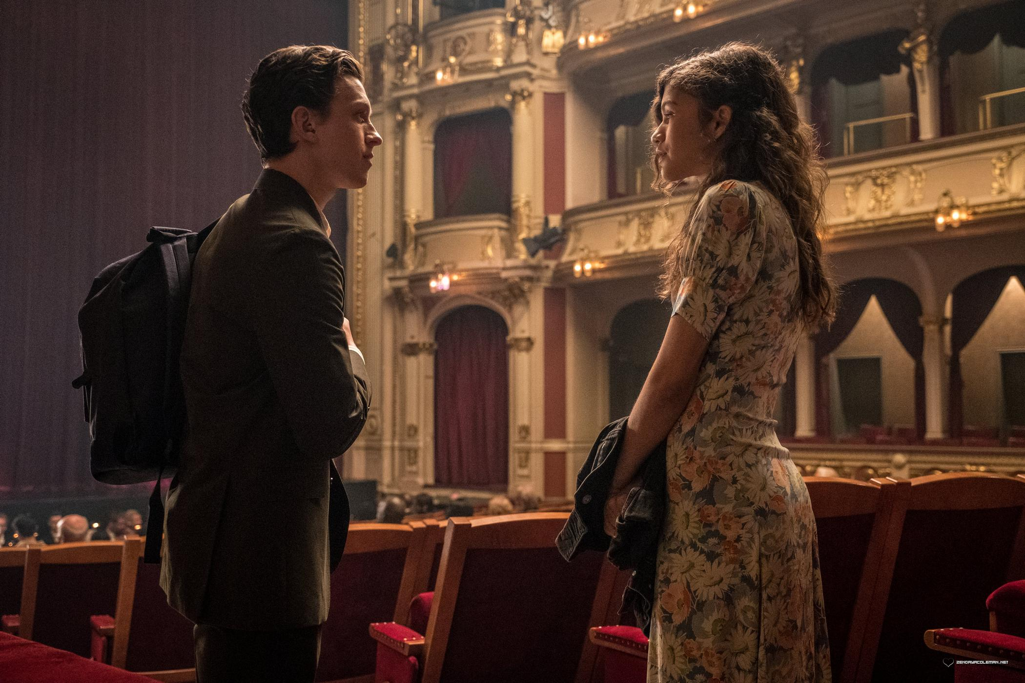 Press: Spider-Man: Far From Home Breaks Sony Pictures Record As Highest-Grossing Film In Studio's Ninety-Five Year History